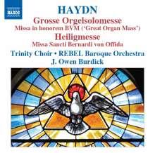 Joseph Haydn (1732-1809): Messen Nr.4 & 10 (Große Orgelsolomesse & Heiligmesse), CD