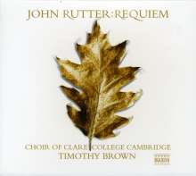 John Rutter (geb. 1945): Requiem (Ensemble-Version), CD