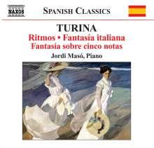 Joaquin Turina (1882-1949): Klavierwerke Vol.6, CD