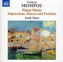 Federico Mompou (1893-1987): Klavierwerke Vol.6, CD