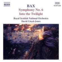 Arnold Bax (1883-1953): Symphonie Nr.6, CD