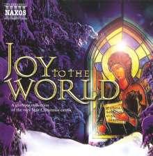 Joy to the World, CD