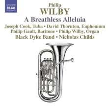 Philip Wilby (geb. 1949): Euphoniumkonzert, CD