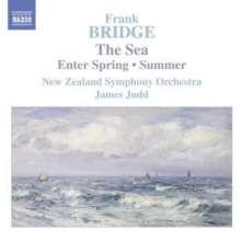 Frank Bridge (1879-1941): Orchesterwerke, CD