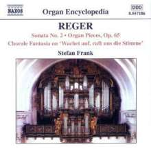Max Reger (1873-1916): Sämtliche Orgelwerke Vol.5, CD