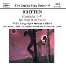 Benjamin Britten (1913-1976): The Heart of the Matter, CD