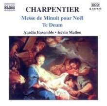 Marc-Antoine Charpentier (1634-1704): Messe de minuit sur des airs de Noel, CD