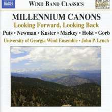 University of Georgia Wind Ensemble - Millennium Canons, CD
