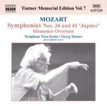Georg Tintner Memorial Edition Vol.7, CD