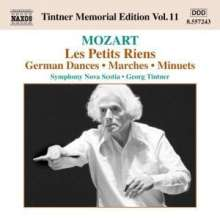 Georg Tintner Memorial Edition Vol.11, CD