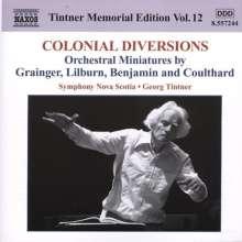Georg Tintner Memorial Edition Vol.12, CD