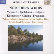 Toronto Wind Orchestra - Northern Winds, CD