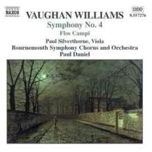 Ralph Vaughan Williams (1872-1958): Symphonie Nr.4, CD