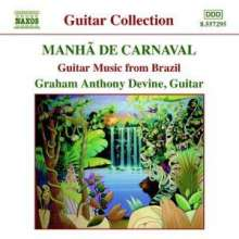 Graham Anthony Devine - Manha De Carnaval, CD