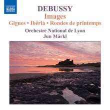Claude Debussy (1862-1918): Orchesterwerke Vol.3, CD