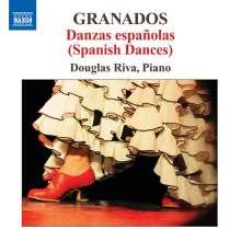 Enrique Granados (1867-1916): 12 Spanische Tänze op.37, CD