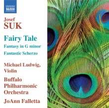 Josef Suk (1874-1935): Pohadka op.16, CD