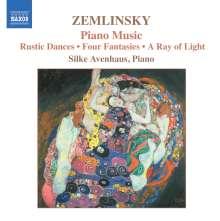 Alexander von Zemlinsky (1871-1942): Klavierwerke, CD