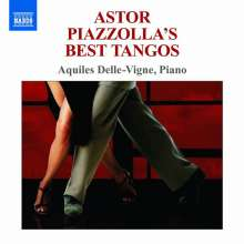Astor Piazzolla (1921-1992): Astor Piazzolla's Best Tangos, CD