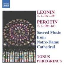 Leonin & Perotin - Geistliche Musik aus Notre Dame, CD