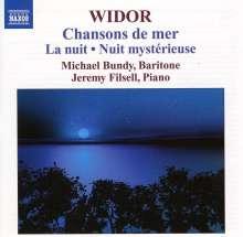 Charles-Marie Widor (1844-1937): Chansons de Mer op.75, CD