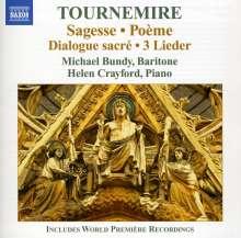 Charles Tournemire (1870-1939): Sagesse op.34, CD