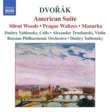 Antonin Dvorak (1841-1904): Orchesterwerke, CD
