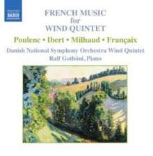 Wind Quintet of the Danish NSO, CD