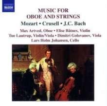 Musik für Oboe & Streicher, CD