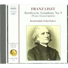 Franz Liszt (1811-1886): Klavierwerke Vol.21, CD