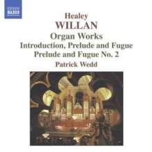 Healey Willan (1880-1968): Orgelwerke, CD