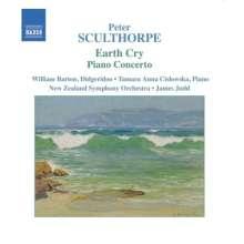 Peter Sculthorpe (1929-2014): Klavierkonzert, CD