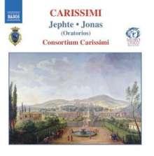 Giacomo Carissimi (1605-1674): Historia di Jephte, CD