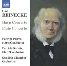 Carl Heinrich Reinecke (1824-1910): Harfenkonzert op.182, CD