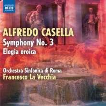 Alfredo Casella (1883-1947): Symphonie Nr.3 op.63, CD
