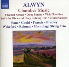 William Alwyn (1905-1985): Kammermusik, CD