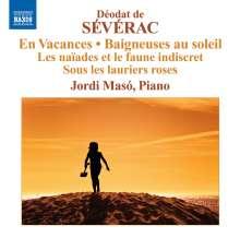 Deodat de Severac (1873-1921): Klavierwerke Vol.2, CD