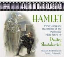 Dmitri Schostakowitsch (1906-1975): Hamlet op.116 (Filmmusik), CD