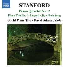 Charles Villiers Stanford (1852-1924): Klavierquartett Nr.2, CD