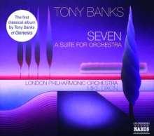 "Tony Banks (geb. 1950): Orchestersuite ""Seven"", CD"