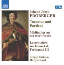 Johann Jacob Froberger (1616-1667): Cembalowerke, 2 CDs