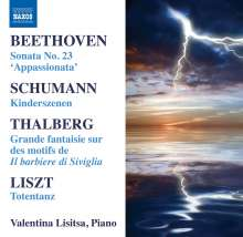 Ludwig van Beethoven (1770-1827): Klaviersonate Nr.23, CD