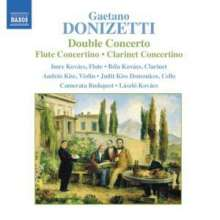 Gaetano Donizetti (1797-1848): Instrumentalkonzerte, CD