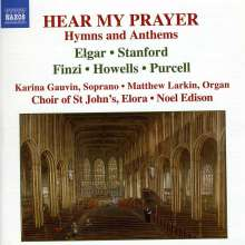 St.John's Choir Elora - Hear My Prayer, CD