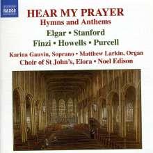 St.John's Choir Elora - Hear My Prayer, CD