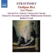 Igor Strawinsky (1882-1971): Oedipus Rex, CD