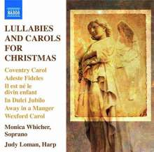 "Musik für Sopran & Harfe ""Lullabies & Carols for Christmas"", CD"