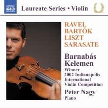 Violinrecital, CD