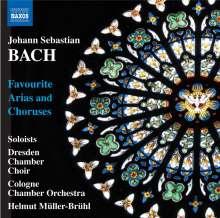 Johann Sebastian Bach (1685-1750): Arien & Chöre, CD
