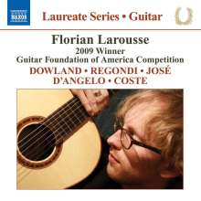 Florian Larousse,Gitarre, CD